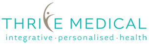 Logo of Thrive Medical care Norwood In-Body Analysis, Houghton Medical In-Body Analysis , Johannesburg In-Body Analysis.